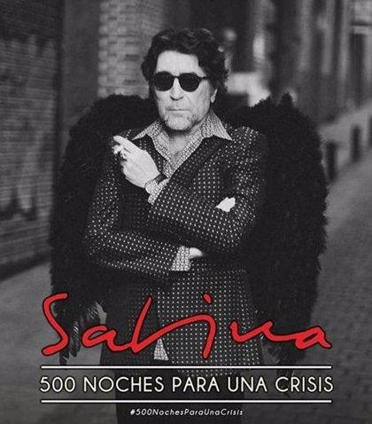 Sabina interpretará entero el álbum '19 Días y 500 Noches' en su nueva gira