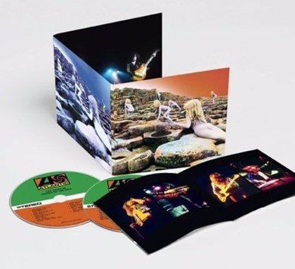 Más reediciones de Led Zeppelin