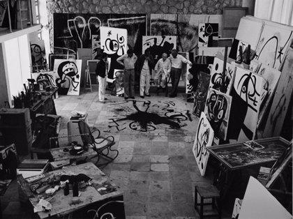 El universo más íntimo de Miró, a través de 70 obras en Río de Janeiro