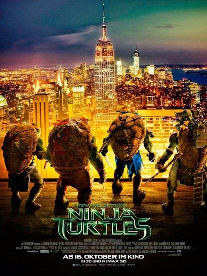 Tortugas Ninja: nuevo póster y tráiler con escenas inéditas