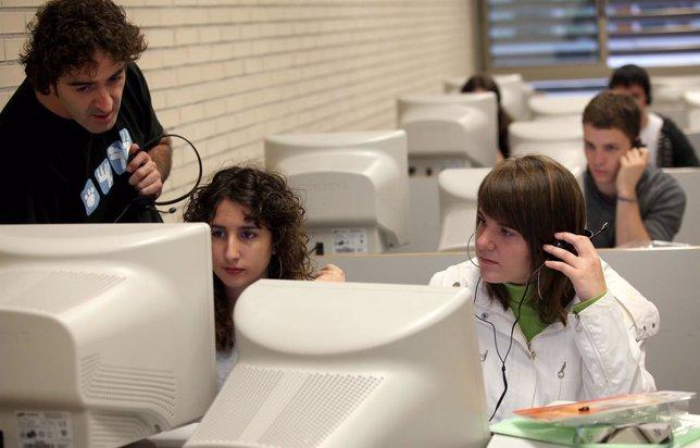 Profesores se interesan por las nuevas tecnologías