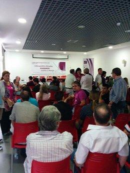 Encuentro Círculos Podemos