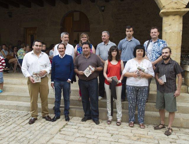 La Diputación publica el primer libro de relatos cortos sobre Benassal
