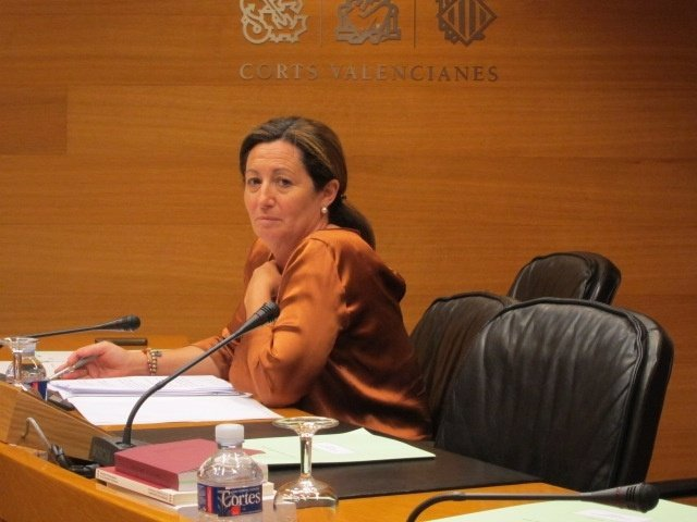 Maritina Hernández en una imagen de archivo