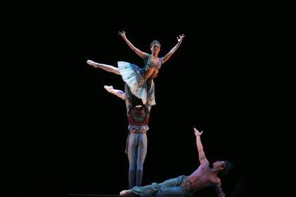 Danza clásica y contemporánea se dan la mano en Peralada con el English National Ballet