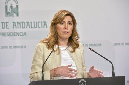 """Díaz: """"Montoro pretende hacer imposible el Presupuesto de la Junta"""""""