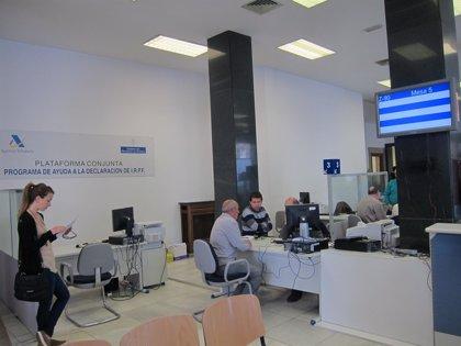 18.769 declaraciones de IRPF en los núcleos rurales