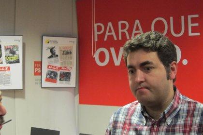 """Jonás Fernández reconoce que el PSOE """"tiene que recomponerse"""""""