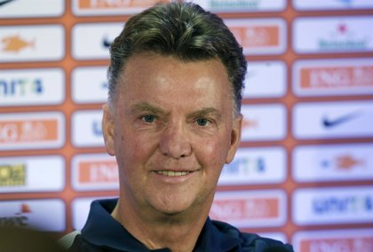 """Van Gaal: """"El resultado nos da mucha confianza"""""""