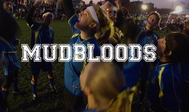 Mudbloods, tráiler del Quidditch real