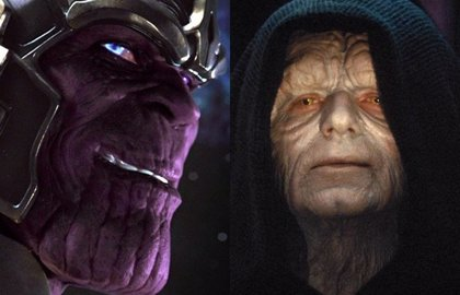 """Kevin Feige: """"Thanos es a Marvel, lo que el Emperador a Star Wars"""""""