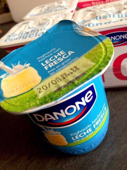 El yogur contiene seroproteínas con efecto saciante que pueden ayudar a perder peso