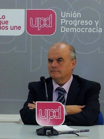"""UPyD denuncia que el PP promociona interesadamente a Podemos, una formación """"populista"""" y """"antisistema"""""""