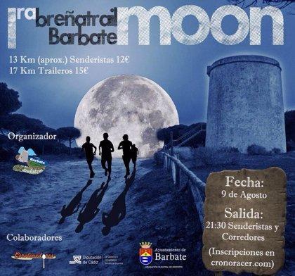 Barbate acogerá el I Breñatrail Moon este sábado, una prueba nocturna que contará con 444 participantes