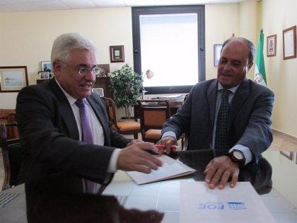 FOE y Atlantic Cooper desarrollan un plan de asesoramiento empresarial para mejorar la competitividad de pymes