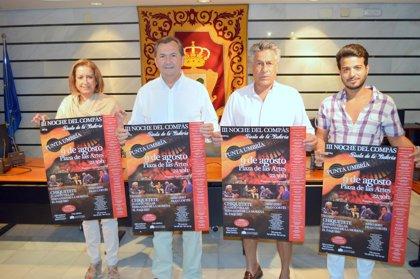 Huelva.- Cultura.- Punta Umbría acoge este sábado la Fiesta de la Bulería con Chiquetete, Juanito Villar o el Paquiro