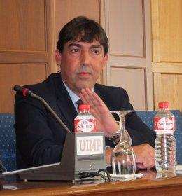 Rubén Urosa, director general del Injuve