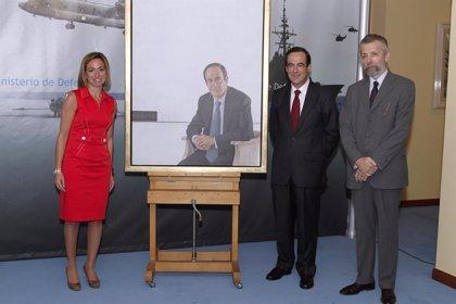 Los distintos Gobiernos han destinado en torno a millón y medio de euros en retratos oficiales de ministros desde 1977