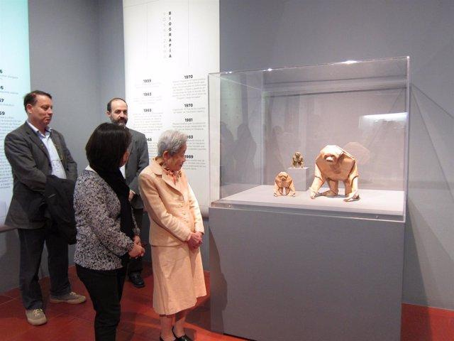 La exposición sobre Akira Yoshizawa podrá visitarse hasta el 14 de mayo
