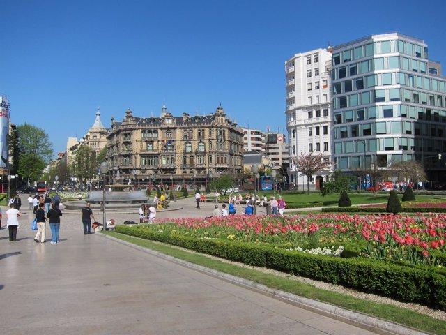 Cielos Despejados En Bilbao