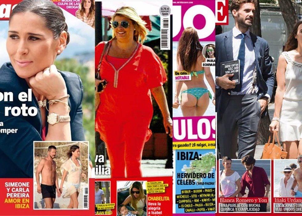 Revistas de los miércoles