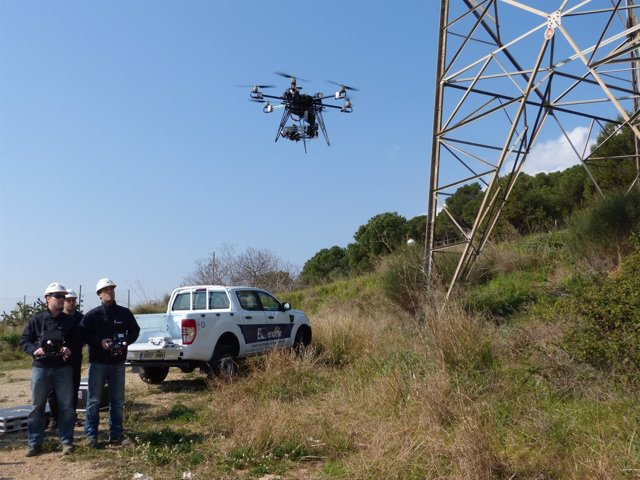 Endesa drones