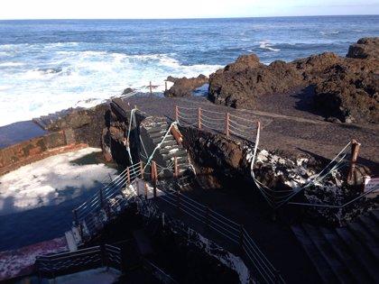 El Cabildo de La Palma invierte 17.570 euros en la mejora de las piscinas de La Fajana