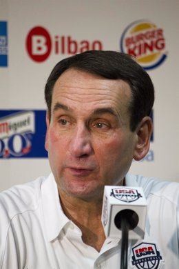 Coach K seleccionador de Estados Unidos
