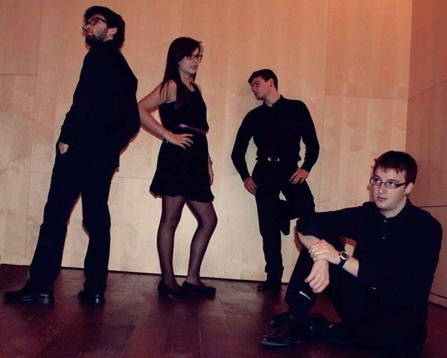 El cuarteto 'Satoff Clarinet Quartet'