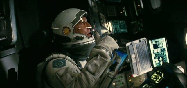 'Interstellar De Christopher Nolan