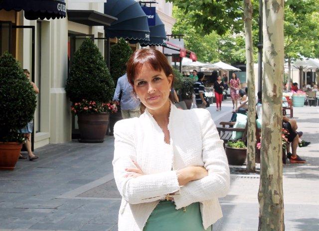 Diana Marín , directora de turismo de Value Retail