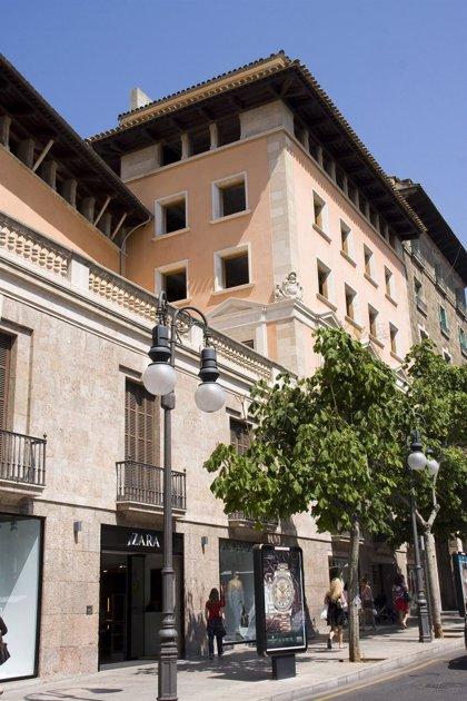 Solvia vende el palacio de Can Puig por un importe de cinco millones de euros