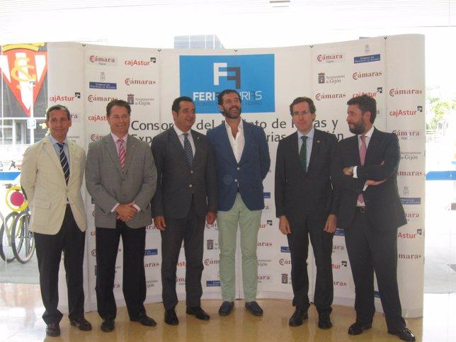 PEdro Luis Fernández, FADE, en FIDMA