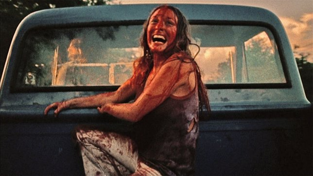 Marilyn Burns en La matanza de Texas