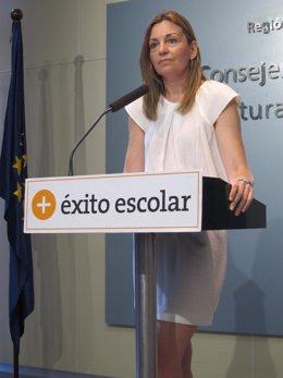La directora de Calidad Educativa, Begoña Iniesta