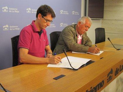 El Gobierno de La Rioja ayuda con 8.000 euros a la financiación de la sala de arte contemporáneo Tondón, en Briñas