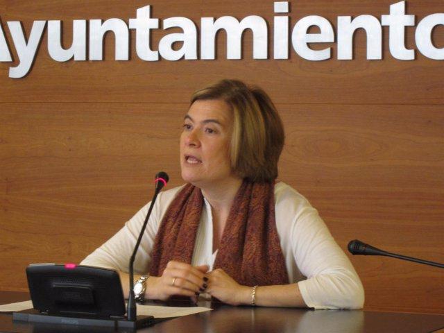 La concejala de Política Social, Paloma Corres