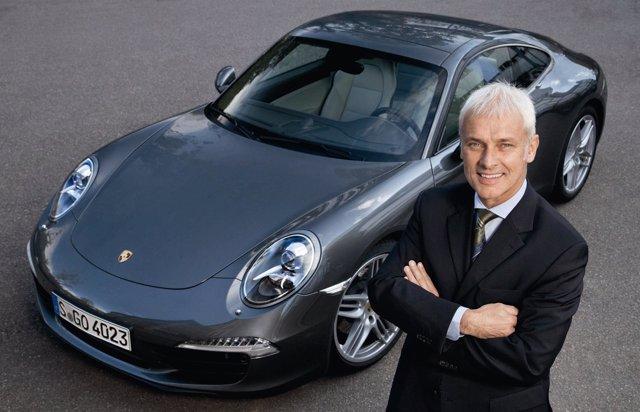 Matthias Müller (Porsche)