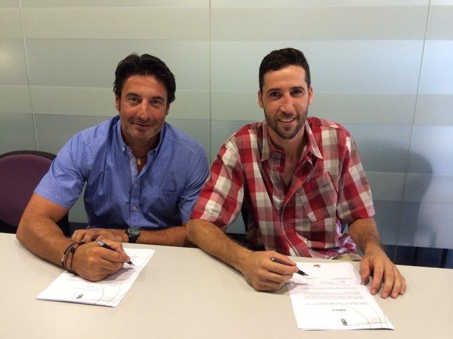 Jordi Villacampa  y Sergi Vidal