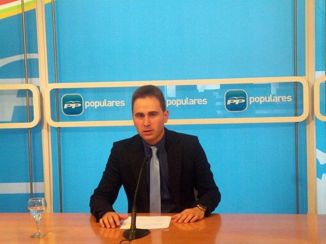 Daniel Oses, senador del PP