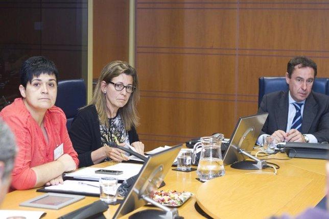 Ana Oregi, consejera de Medio Ambiente y Política Territorial