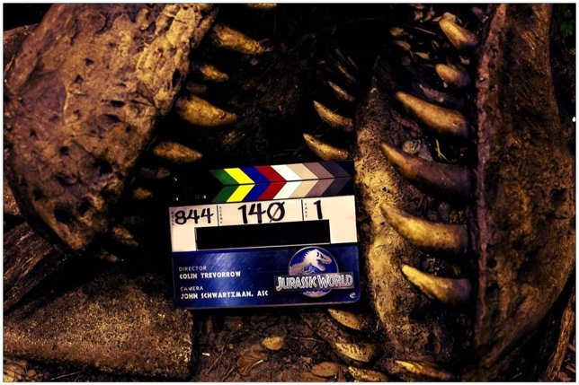 Fin del rodaje en Jurassic World