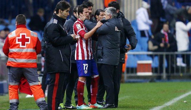 Javier Manquillo (Atlético Madrid)