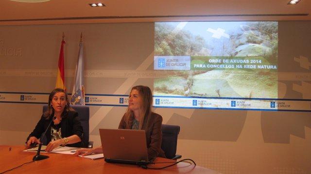Ethel Vázquez presenta las ayudas 'Red Natura'