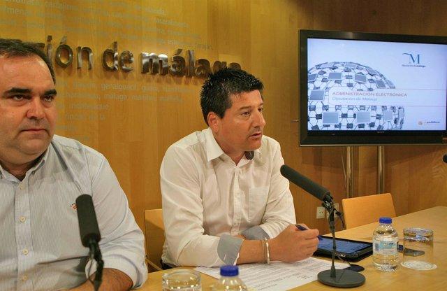 Oblaré, Diputación, Administración Electrónica