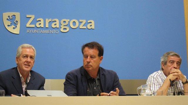Presentación del estudio sobre el cambio climático en Zaragoza