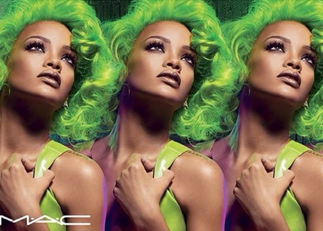 MAC confía de nuevo en Rihanna para la campaña Viva Glam con otro pintalabios