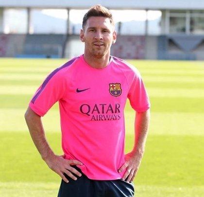 El nuevo corte de pelo de Leo Messi causa sensación en Barcelona