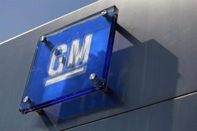 El logo de General Motors