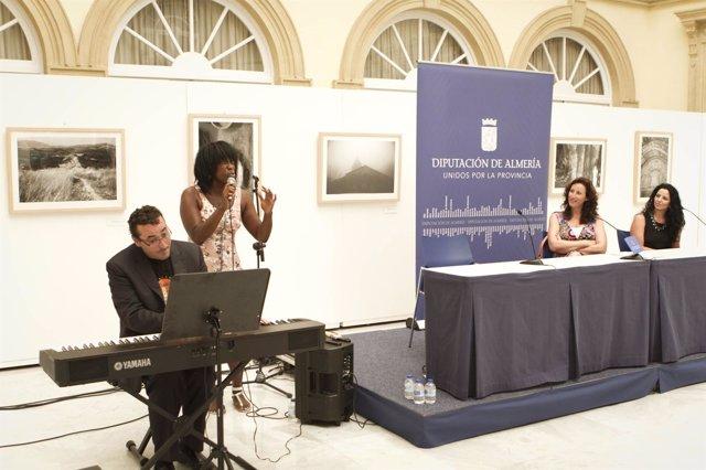 Presentación del I Concurso de Swing & Jazz de Almería